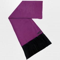 Manta para sofá jalor violeta