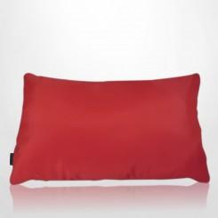 Almofada Envelope Tafetá Vermelho