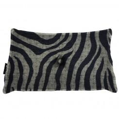 Almofada Frizada Envelope Zebra M