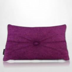 Almofada Frizada Envelope Jalor Violeta