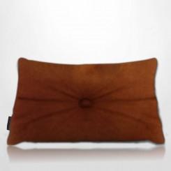 Almofada Frizada Envelope Tafetá Cerâmica