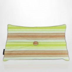Almofada Frizada Envelope Tomino