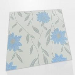 Tapete Quadrado Florença Azul