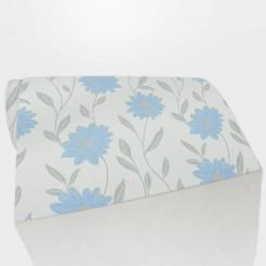 Tapete Retangular Florença Azul