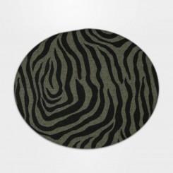 Tapete Redondo Zebra M